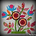 Les fleurs du mardi - blocs 15 & 16