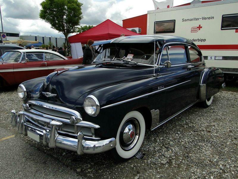 Chevrolet Fleetline DeLuxe 2door sedan, 1949 - Oldiesfan67 ...