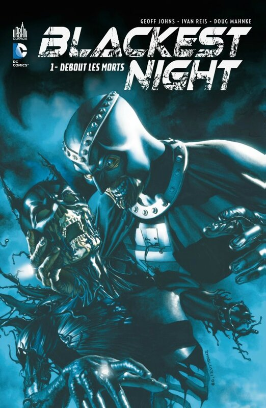 DC classique blackest night 1