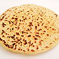La kesra, galette de pain
