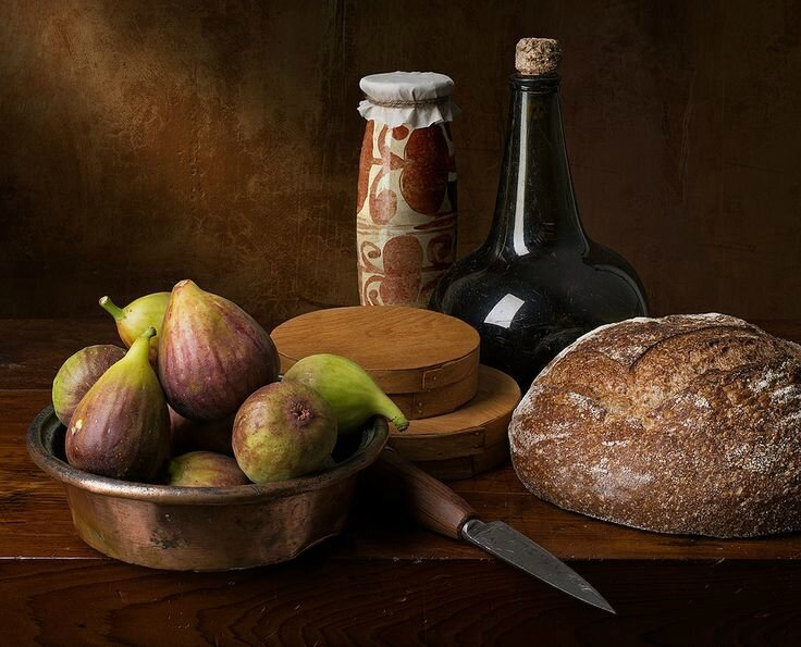 "Photographic ""Spanish"" Still Life by Kevin Best"