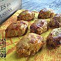 Petits gâteaux portugais broas castelares