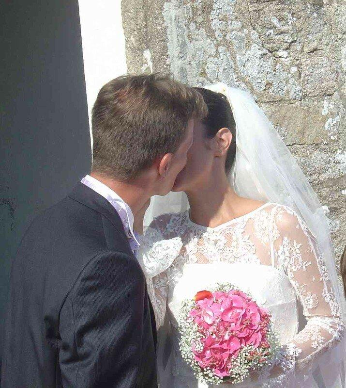 Le baiser - septembre 2004