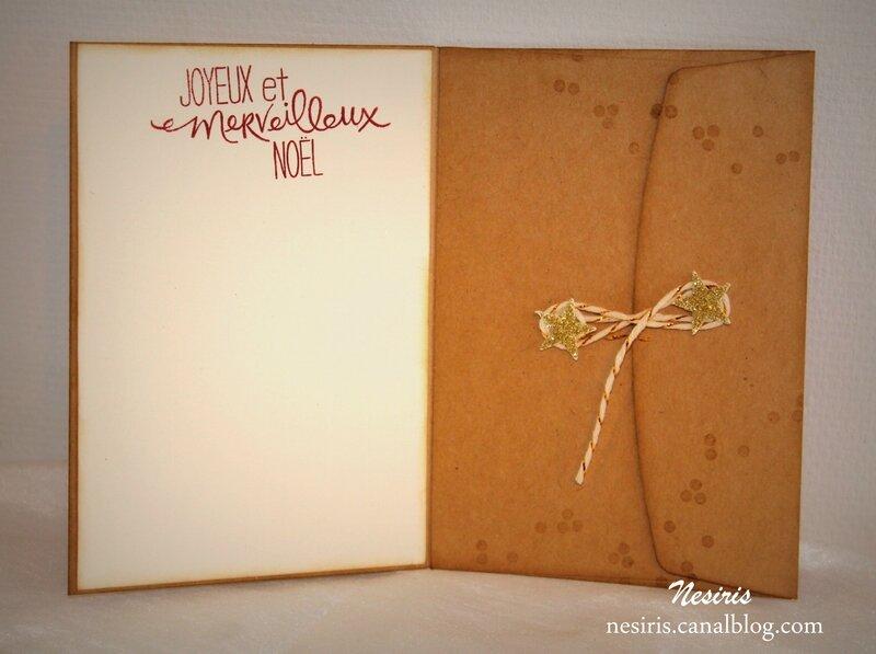 Carte Noël 2 - Nesiris