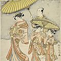 Exhibition of classic ukiyo-e spanning 100 years on view at scholten japanese art