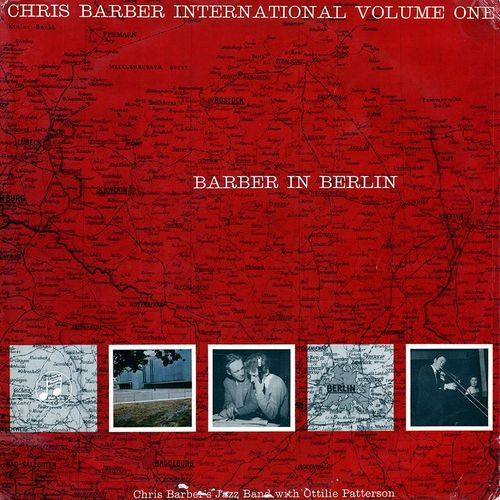 Chris Barber International - 1959 - Vol, 1, Barber In Berlin (Columbia)