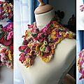 Free-crochet