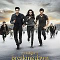 Poster twilight breaking dawn part 2 enfin révélé.