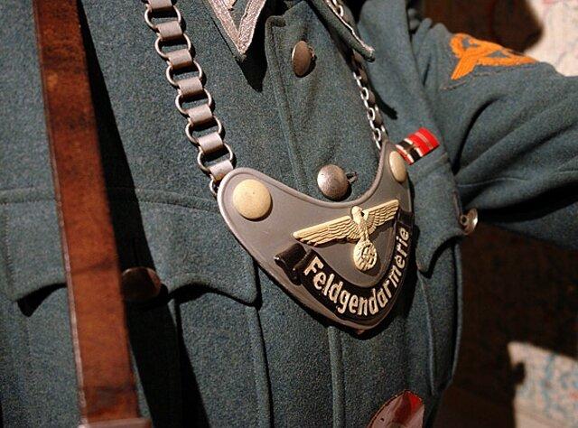 Gendarme-Allemand