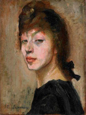 Marie-Laurencin-Autoportrait