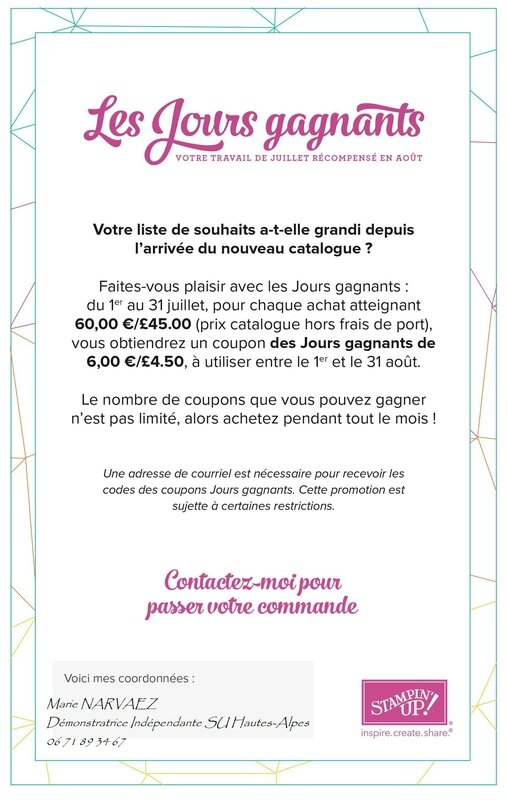 BONS GAGNANTS JUILLET 2017 Flyer2up-BonusDays-July2017-FR