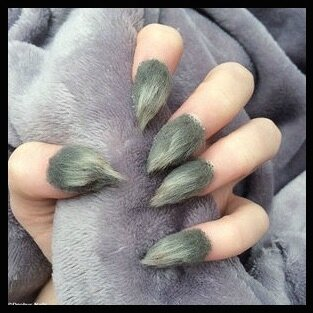 furry nails 3
