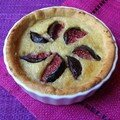 Tarte sale aux figues