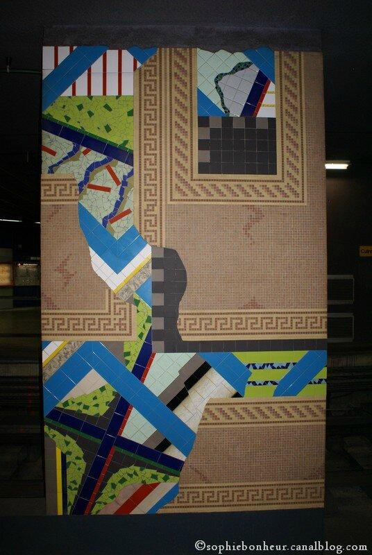 art métro mosa