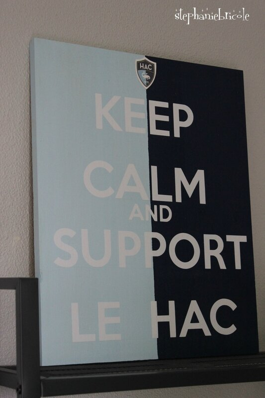 tableau keep calm