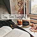 Top ten tuesday # 71