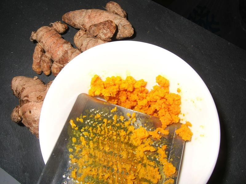 Wok de légumes d'automne au curcuma frais & sésame