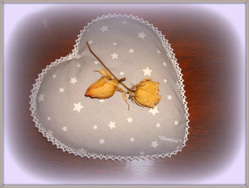 cœur étoiles