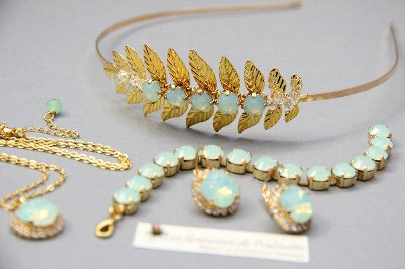 bijoux-mariage-cristal-et-strass-beauty-riviere-deesse-vert-mint-opal-4