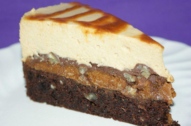 Cake Sal Ef Bf Bd Noix De Pecan