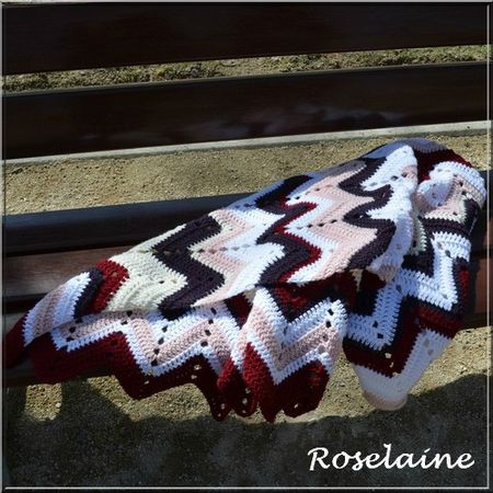 Roselaine127 plaid ripple rose 4