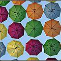 Les parapluies de saumur!!!