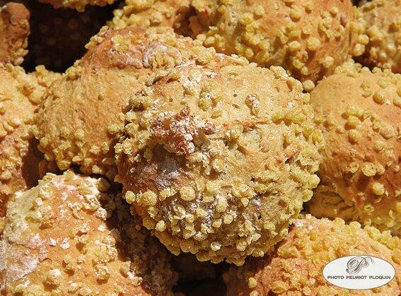 Savoureuse rencontre avec des maîtres boulangers Gersois à Perchède !