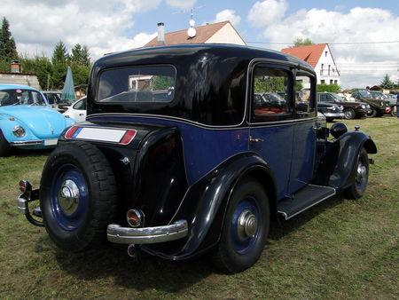 PEUGEOT 301 CR Berline 1932 1936 Festival des Voitures Anciennes de Hambach 2010 2
