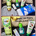 Mon shopping du week end et découverte de tous nouveaux produits ( lovea, coconut care, bioderma, roll on noreva.. )