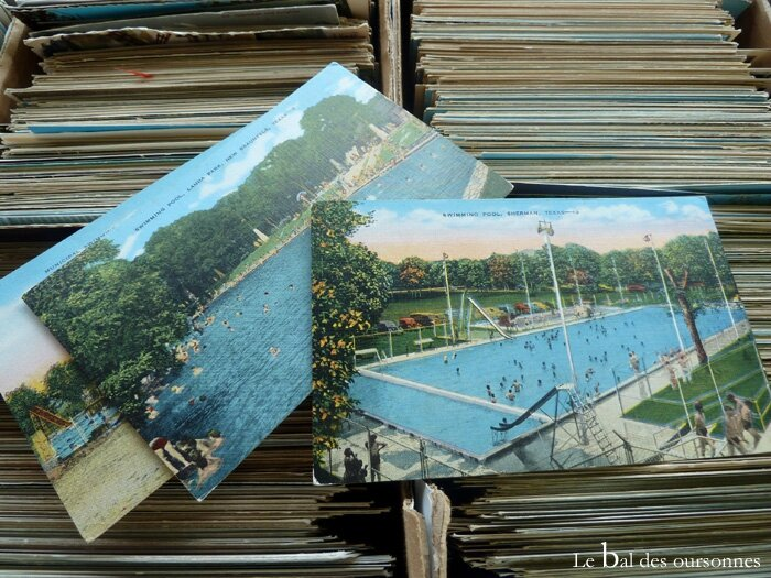 103 Blog Vintage Photos Swimming Pool