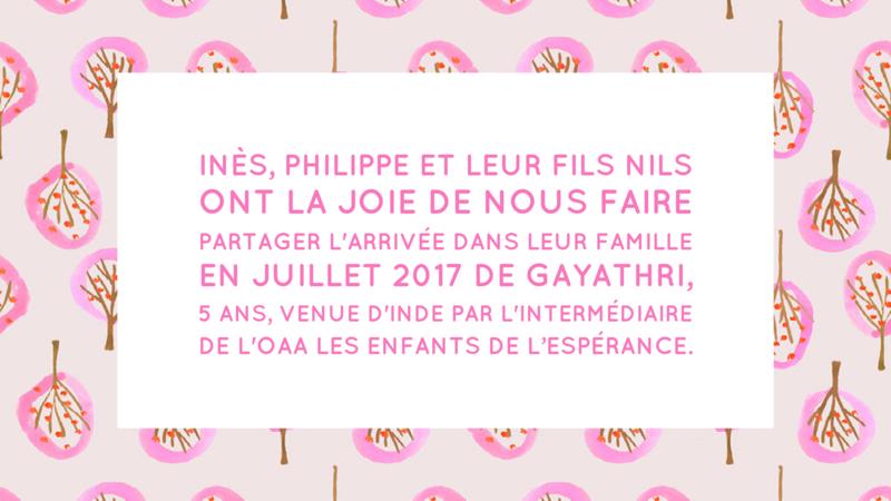 Inès, Philippe, Gayathri