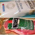 Cadeaux gourmands : magrets séchés au poivre