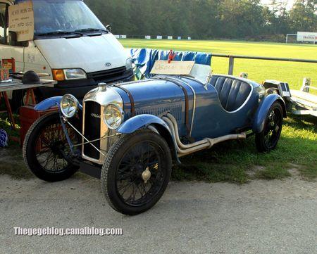 Amilcar CGSS roadster (30 ème Bourse d'échanges de Lipsheim) 01