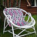 Un fauteuil... un coussin