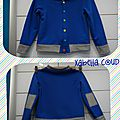 Odd zippers : ma version très revisitée