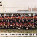 Finalistes Fédérale B, 1985 - 1986