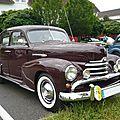 OPEL Kapitän '51 berline 4 portes 1952 Speyer (1)
