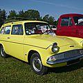Ford anglia deluxe estate 1963