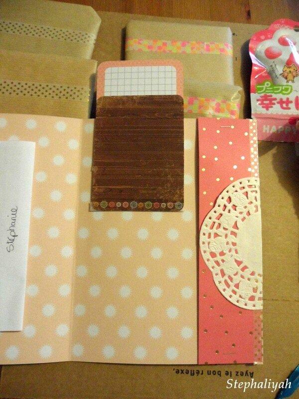 Pochette happy mail shiilia - 3