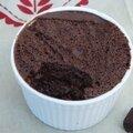 Mousse au chocolat à la neige végétale ( jus de pois chiche )