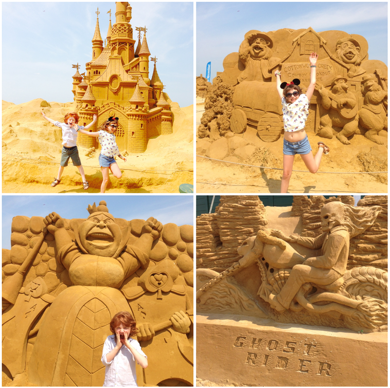 disneyland paris sand magic blog petitmonde tellement lui