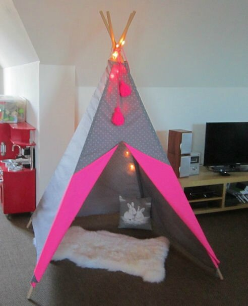 tipi fluo le blog des addicts des tissus de france duval stalla. Black Bedroom Furniture Sets. Home Design Ideas