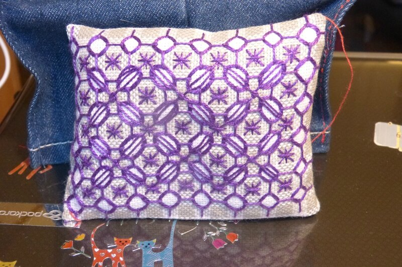 BS violet