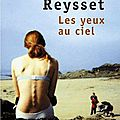 Les yeux au ciel - Karine Reysset
