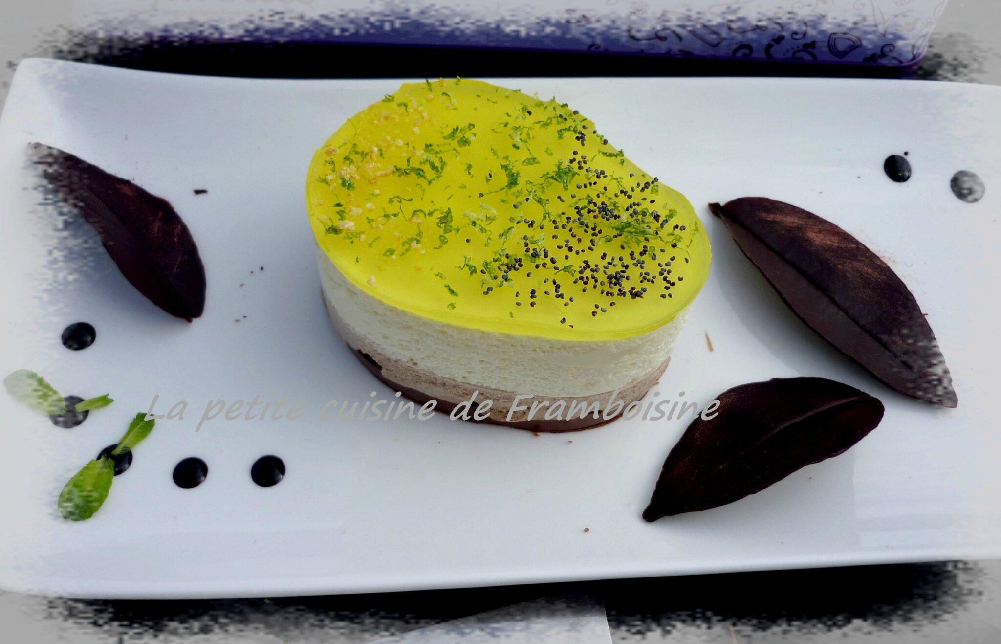 Bavarois citron vert (2)
