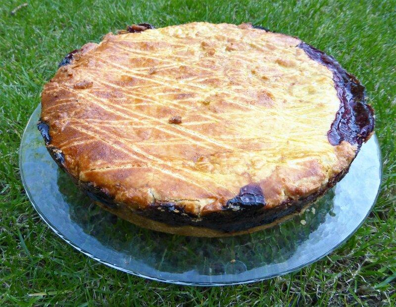 Gâteau basque Conticini 2 - publi