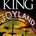Joyland de stephen king