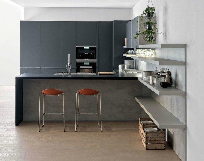 Indada kitchen design by nicola gallizia