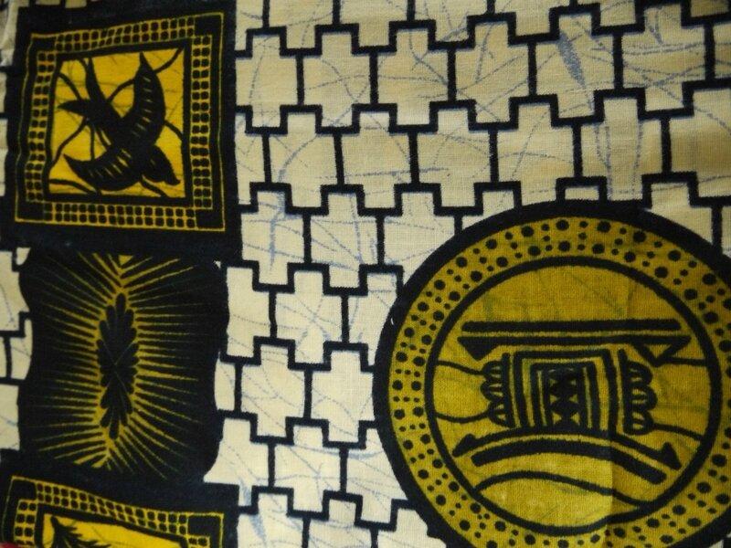 Tissu africain 4