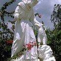 Statue de Saint François